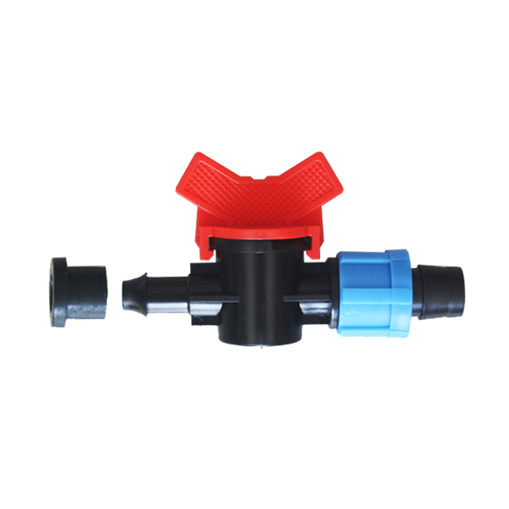Agriculture Irrigation Drip tape Valve